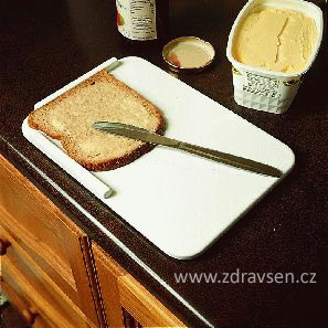 Kuchyňské prkénko Russka