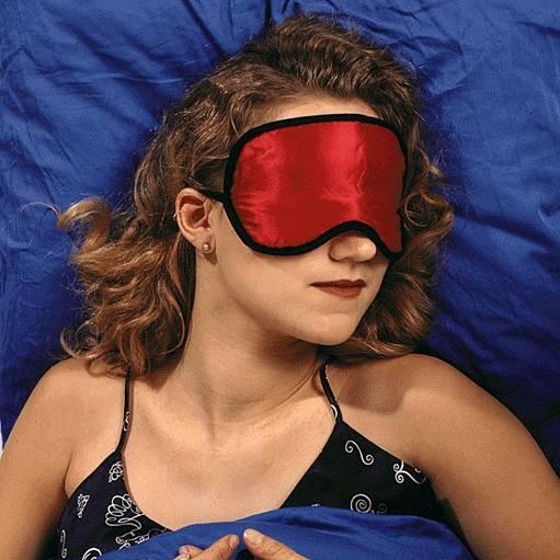 Maska pro klidny spanek