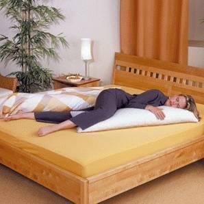 Polštář pro spánek na boku Russka